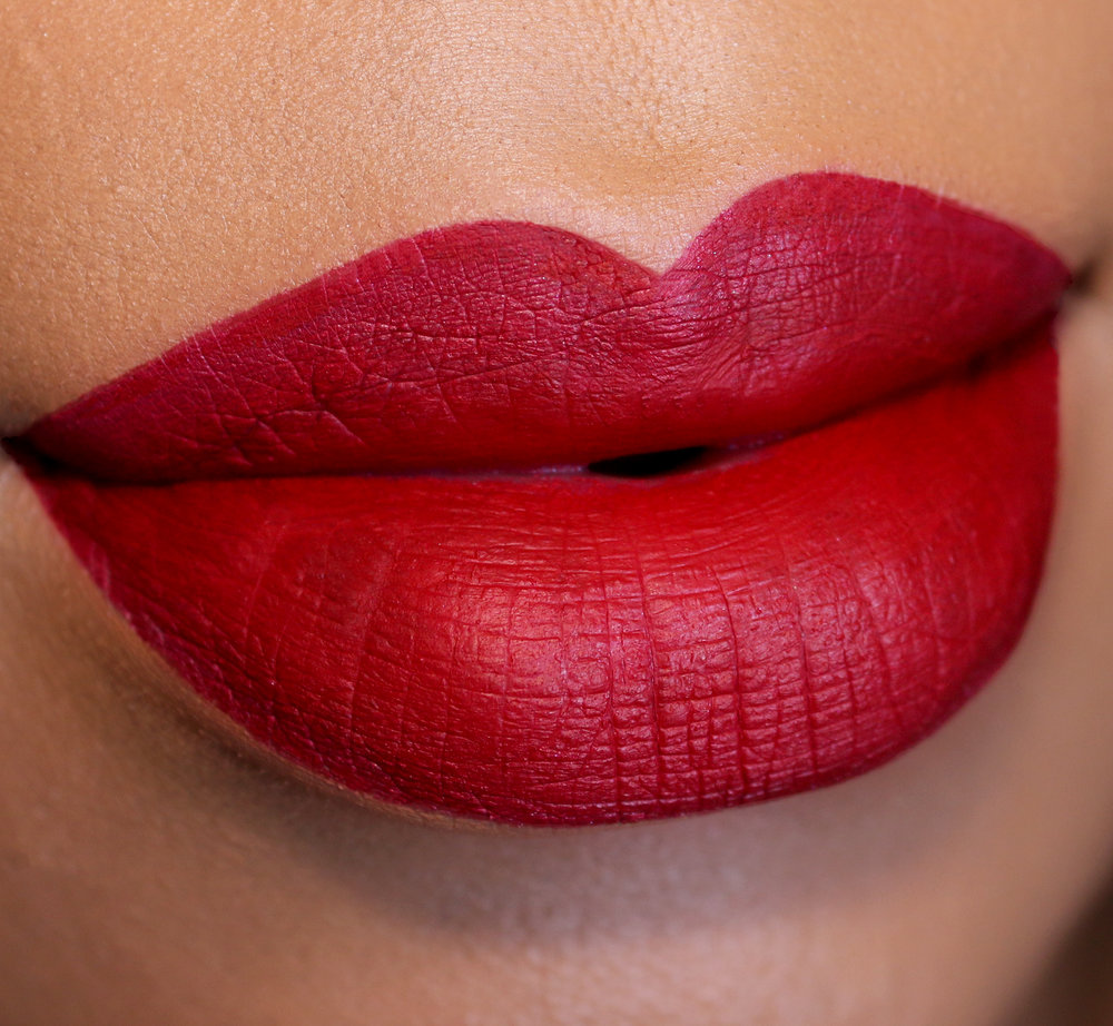 Milani Cosmetics Amore Matte Lipstick Devotion Candy Coated Closets Closer.jpg