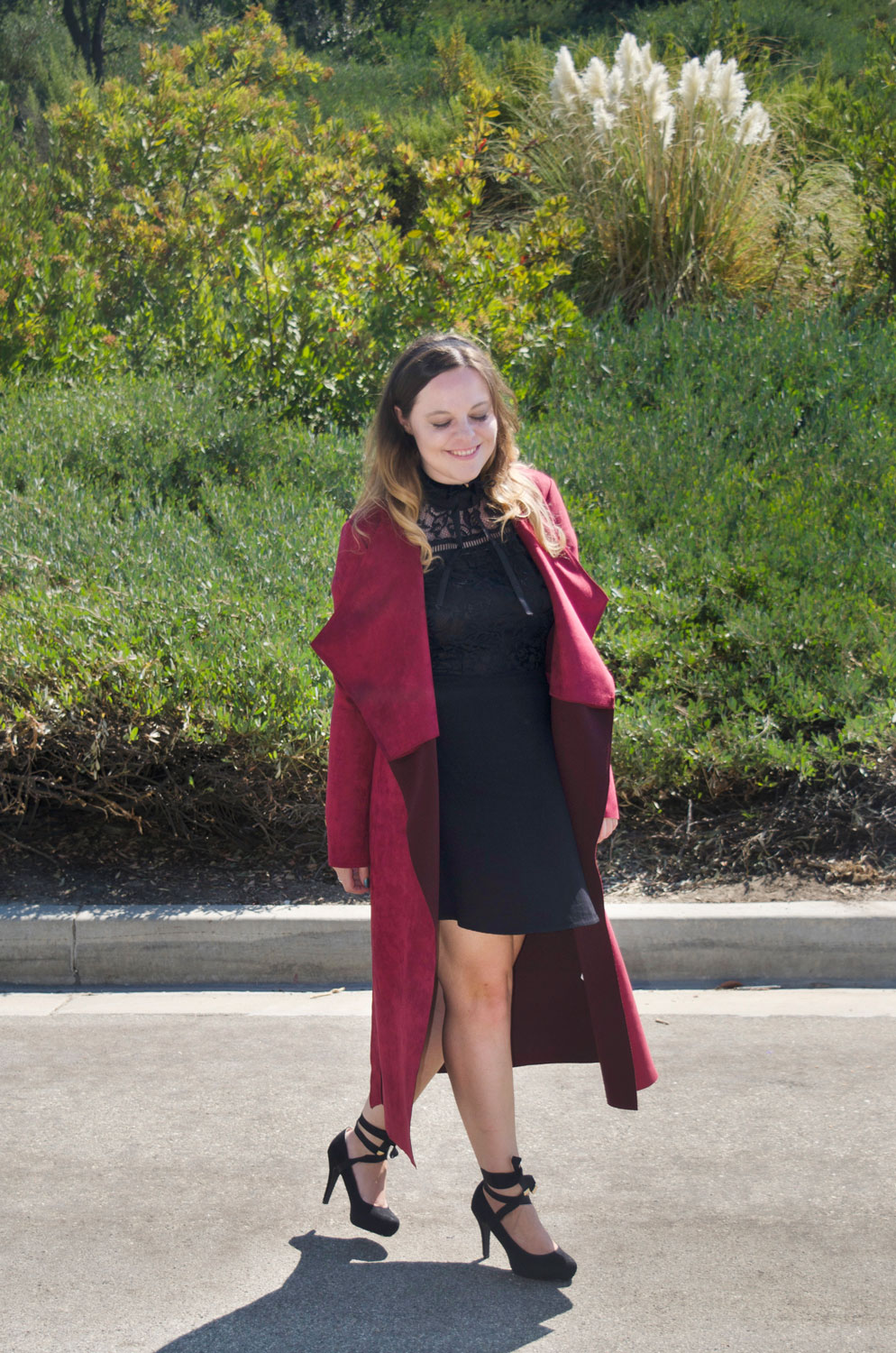 Draped and Reddy - Stylist Picks