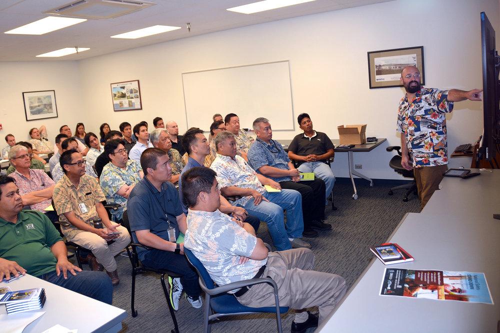 OSHA Training Class