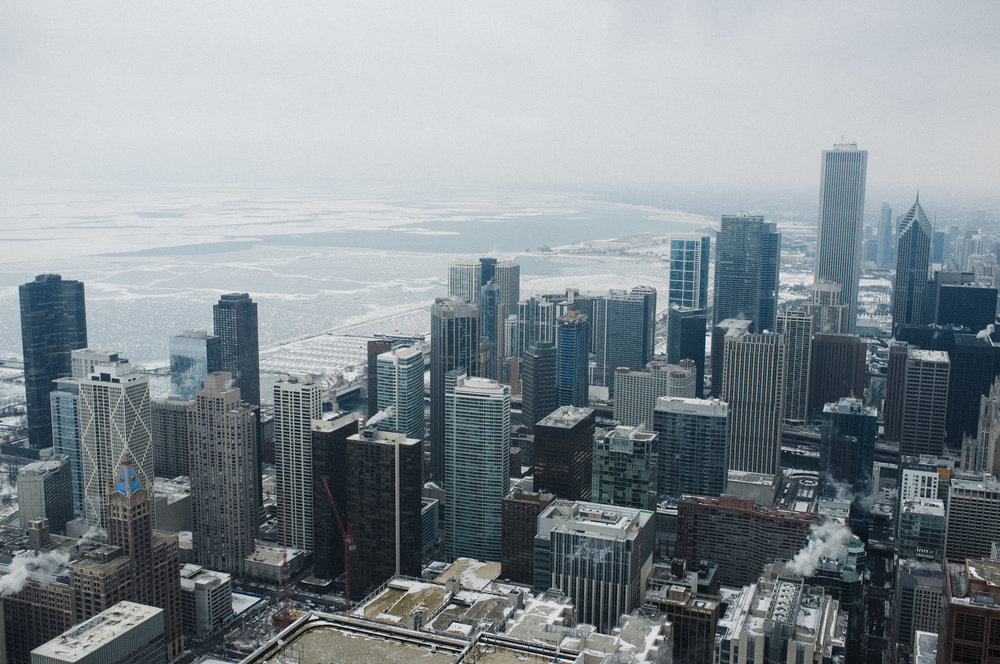 Winter - Chicago