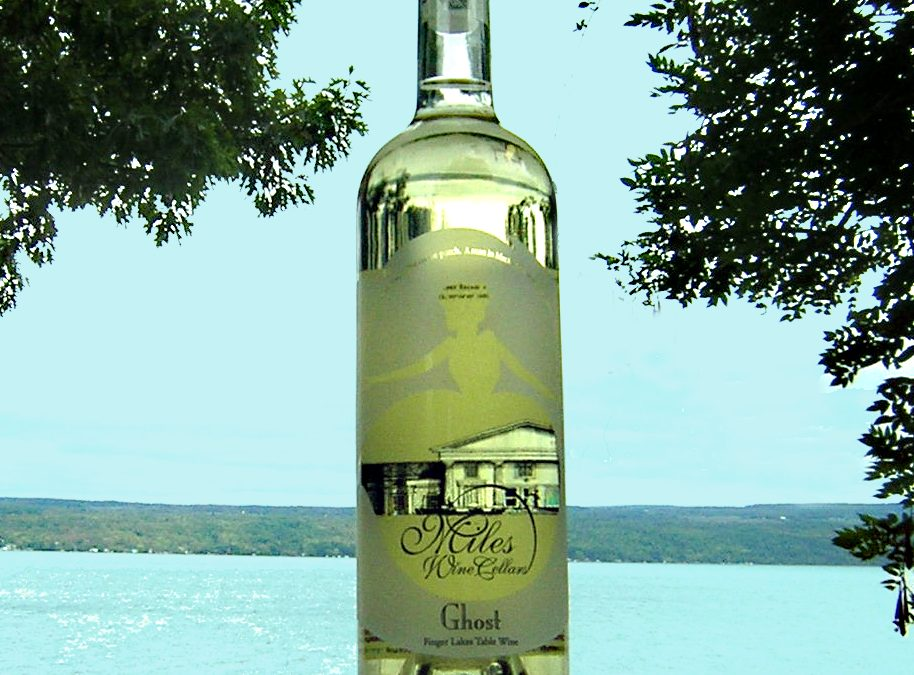 Ghost Wine by Miles Wine Cellars