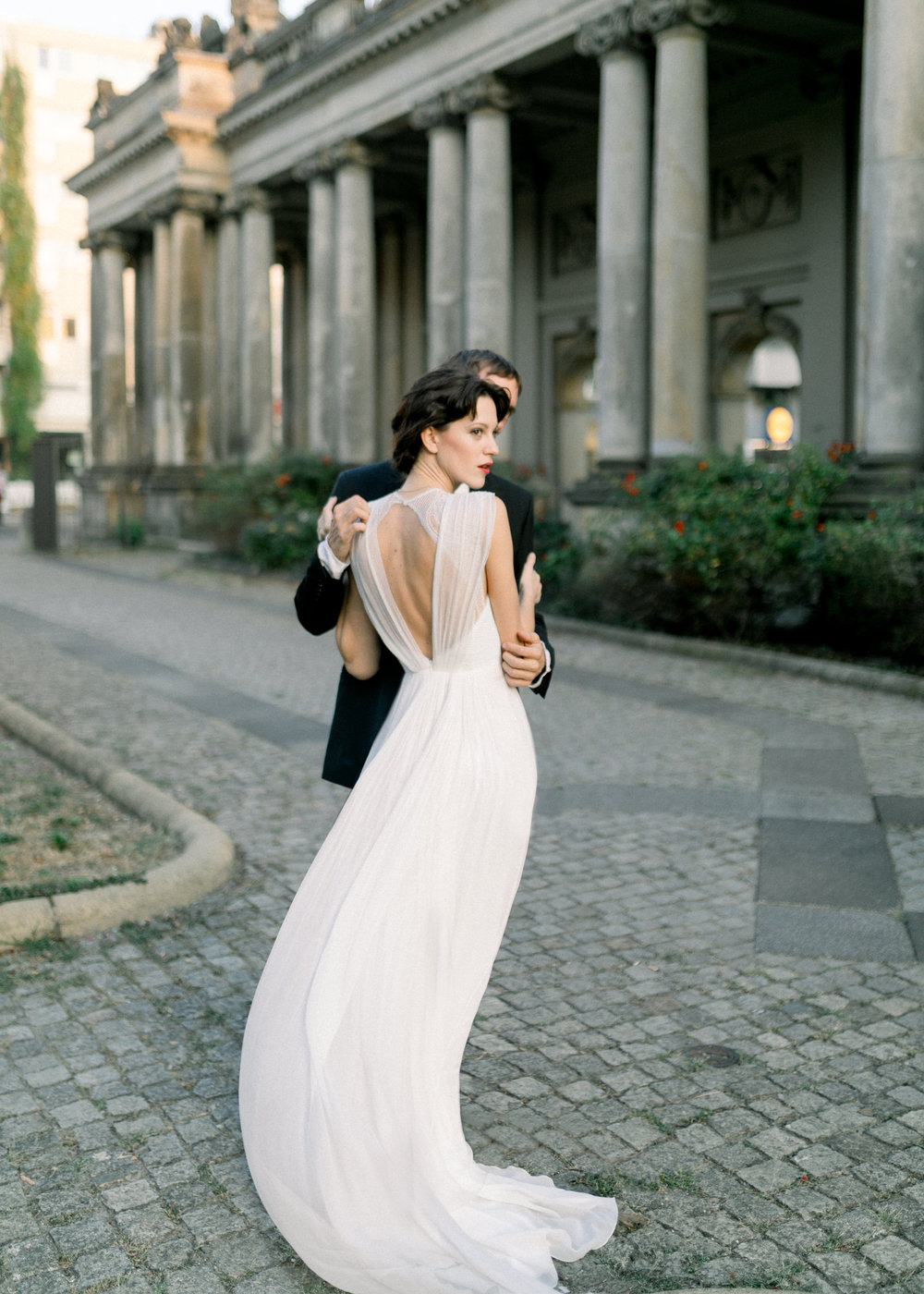 Berlin Engagament session -