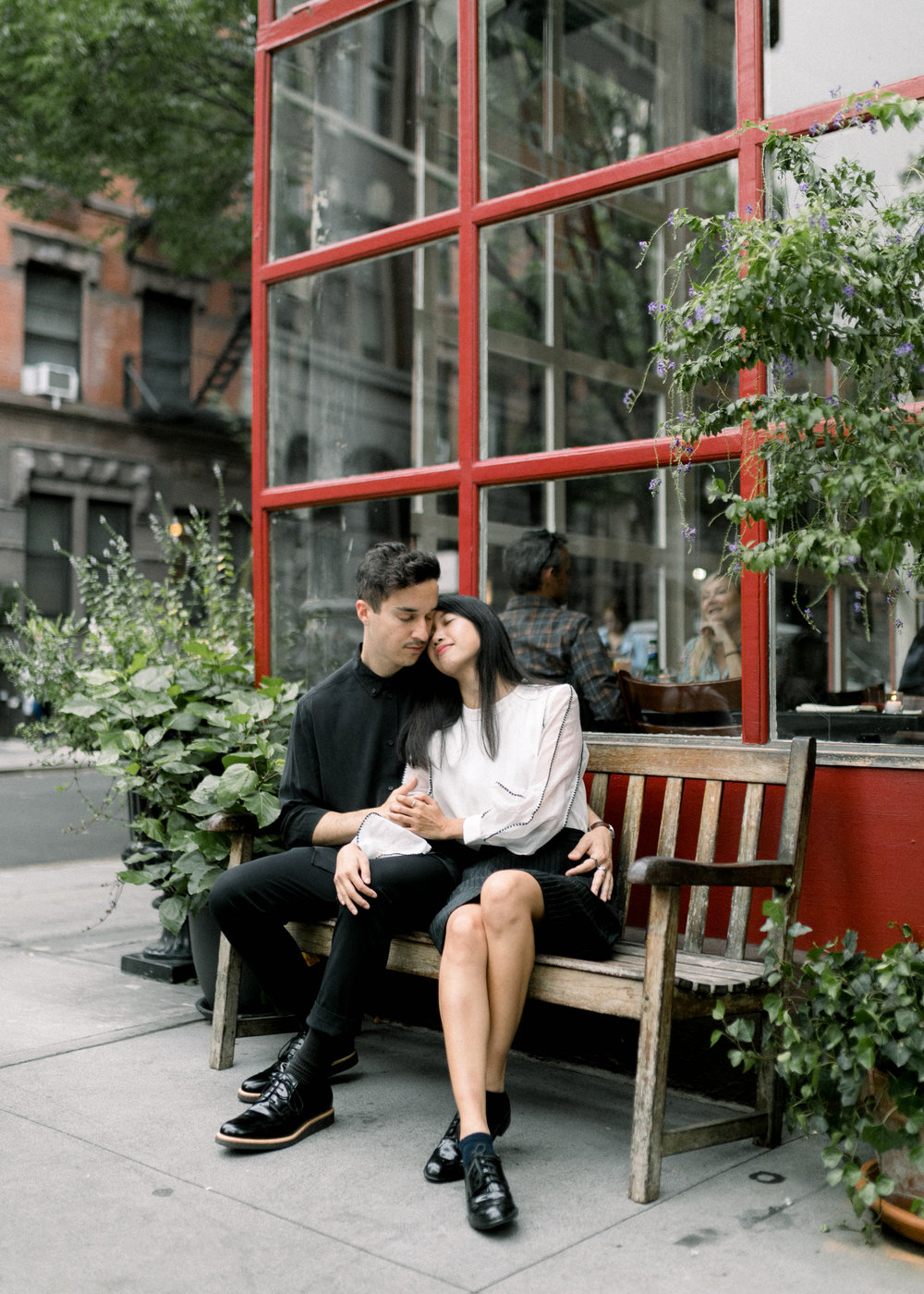 ENGAGEMENT session New York city -