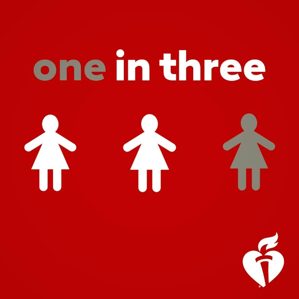 This photo compliments of the American Heart Assocition