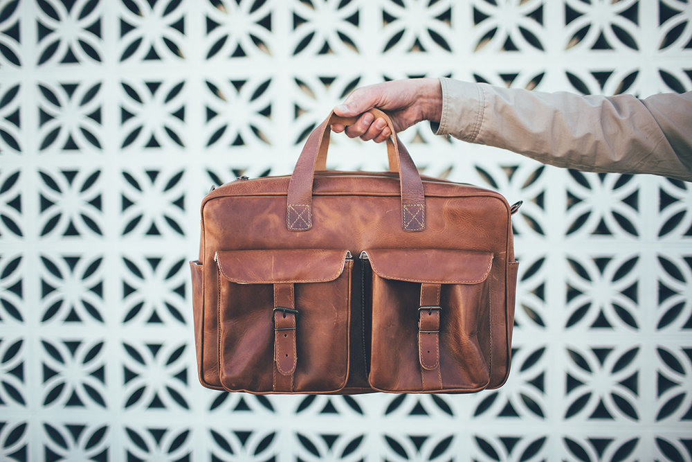 BROTHER'S LEATHER CO // LIFESTYLE -