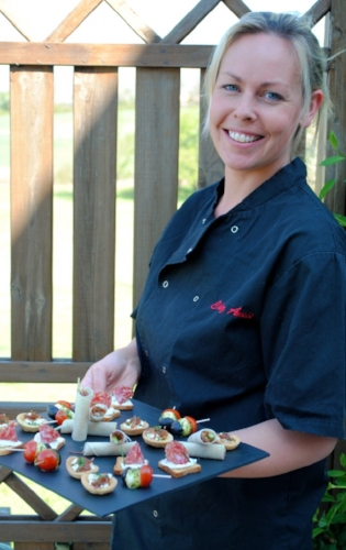 AMY FRANCIS - HEAD CHEF