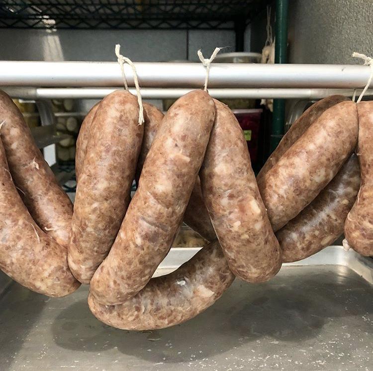 Housemade Taiwanese Sausage