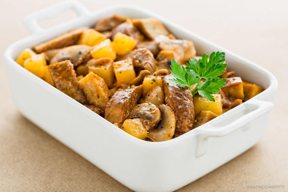 Goulash seitan – Raffaele Mariotti fotografo food