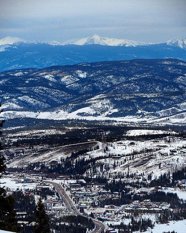There's snow place like home.💙☃️ #WinterParkColorado #repost @denosmountainbistro