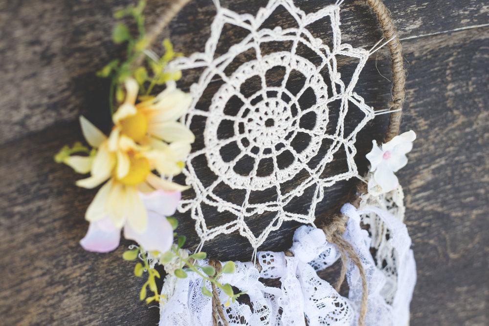 Crochet Dreamy Dreamcatcher Pattern Megmade With Love