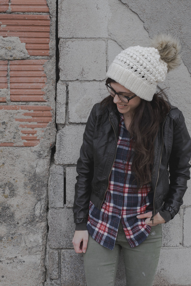 aad05d8f5de9e This hat is designed for a woman s head and fits kind of oversized and  slouchy. I did