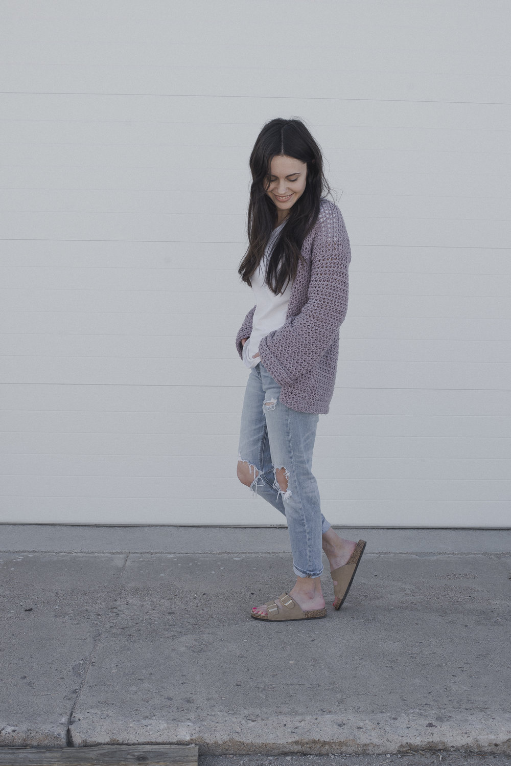 Free Crochet Pattern for the Perfect Spring Sweater - Comfy Cardigan