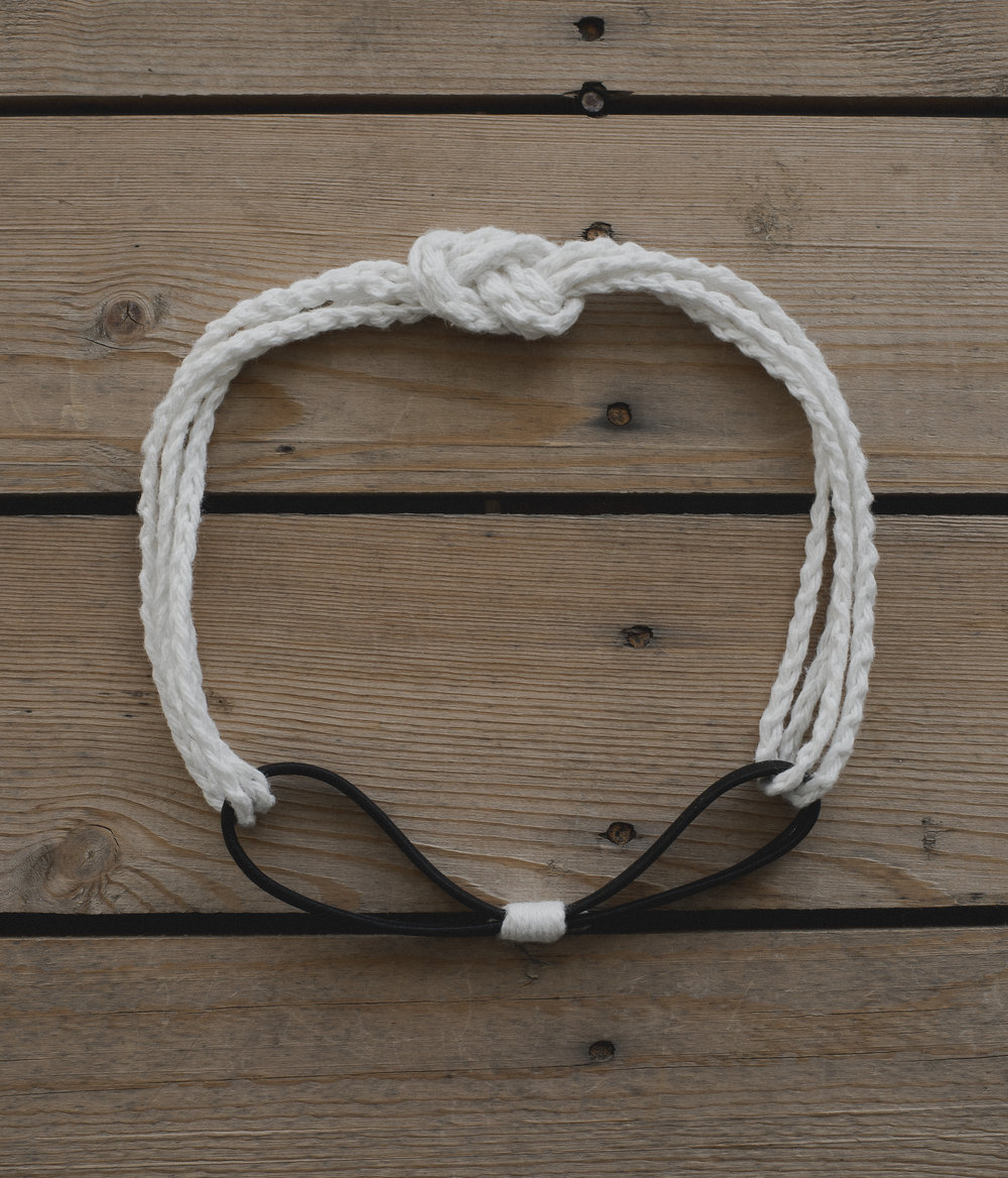 How to Make a Chained Infinity Knot Headband - Megmade with Love