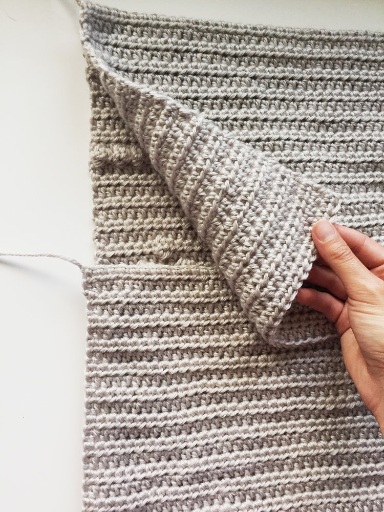 Free Crochet Pattern For The Funky Fringe Pillow Megmade With Love