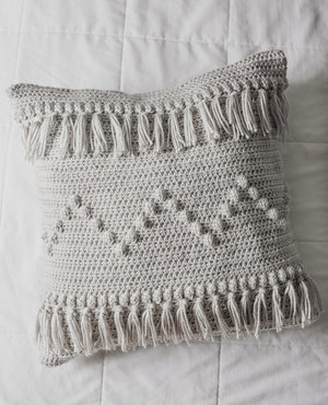 crochet megmade with love