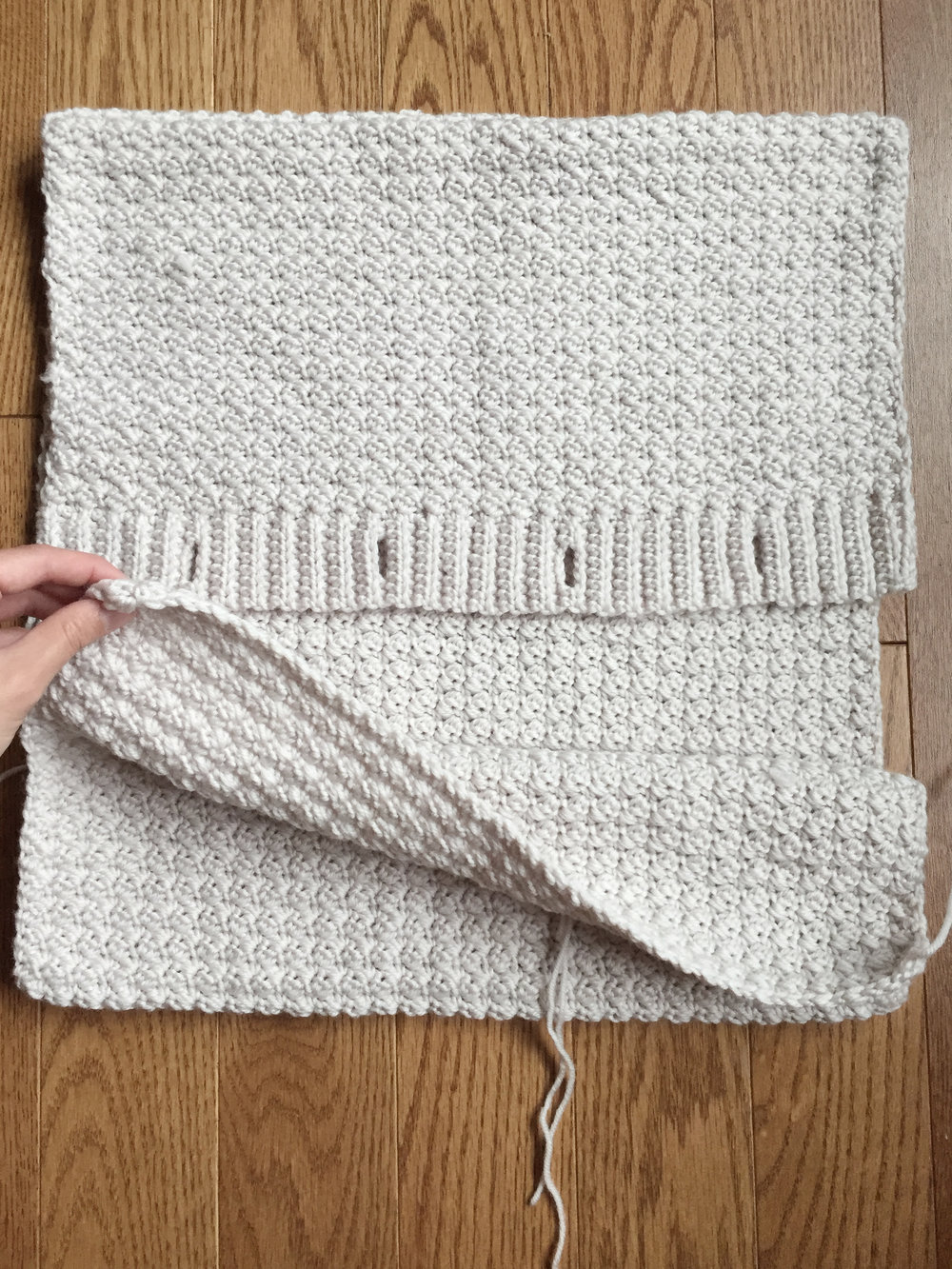 crochet pillow how to - megmade with love