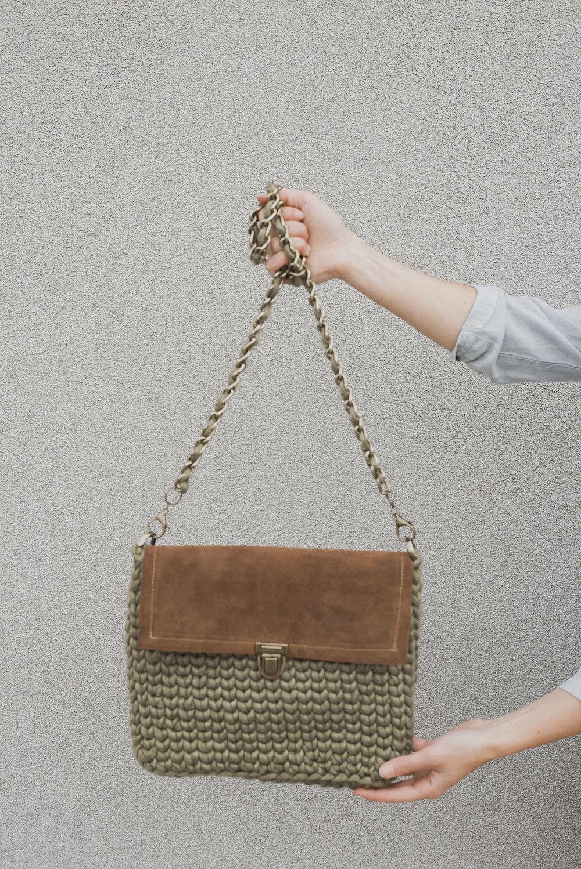 Megmade with Love -  Crochet Purse Pattern