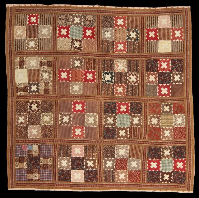 Child's Quilt , Minnesota Historical Society