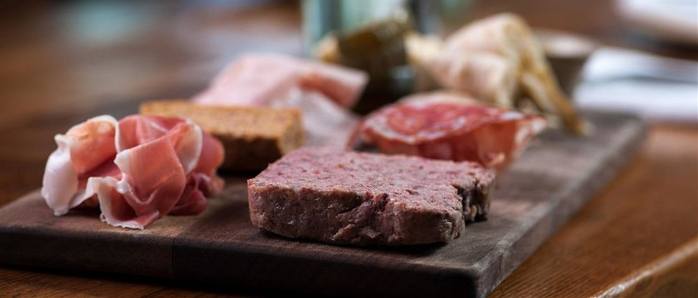 Campo offers a fine selection of meats ( campomammoth.com )