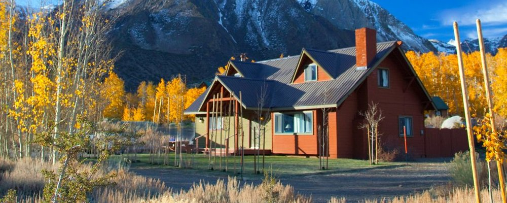 Convict Lake Resort offers cabins of all sizes  ( convictlake.com )