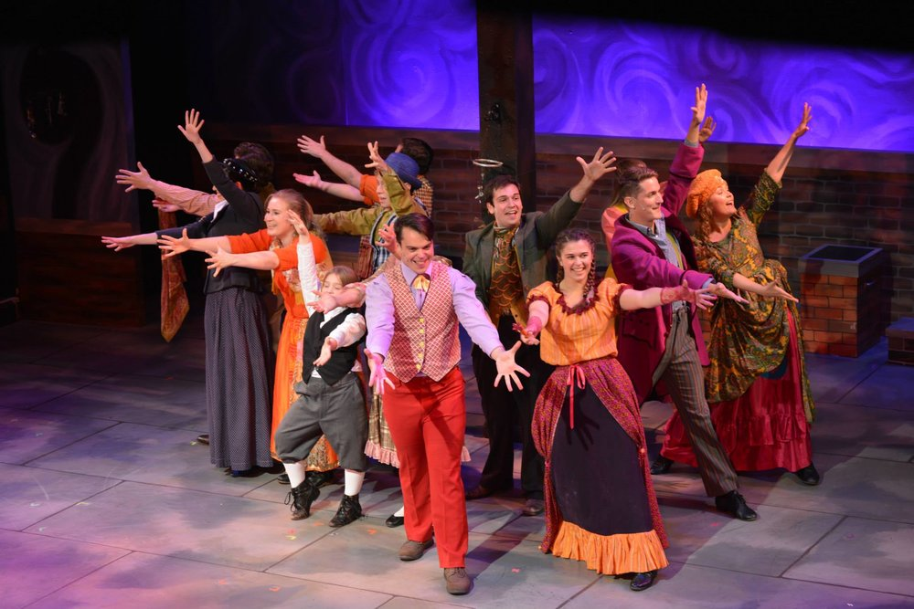 Mary Poppins - Millbrook Playhouse