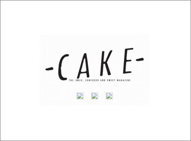 "Cake Mag - Editorial ""Perfume"" Feb 2017"
