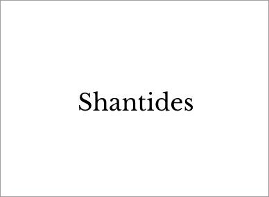Shantides - Featured Brands Mai 2017