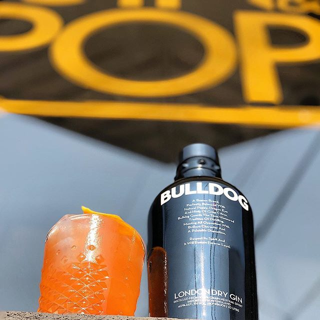 Bulldog Gin x Gin & Pop event starts tonight at 6pm! Stop by and join us for a drink and stay for Harry Potter themed quizzo with @quizzowithkasia starting at 8:30pm! 🤙 #cheersdaddyo #ginandpop #ginandpopphilly