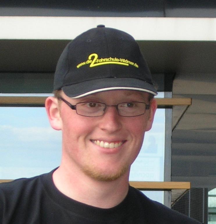 Thomas Widmer   instruktor rettungssimulator Rettungsassistent