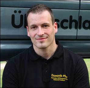 Dominik Pfau   Instruktor rettungssimulator notfallsanitäter
