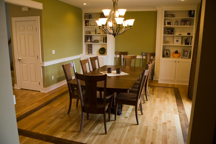 Nice Home Dining Rooms. If you are considering a dining room remodel  contact us to learn how Grand Homes can create beautiful space for your entertaining needs Dining Rooms Renovations