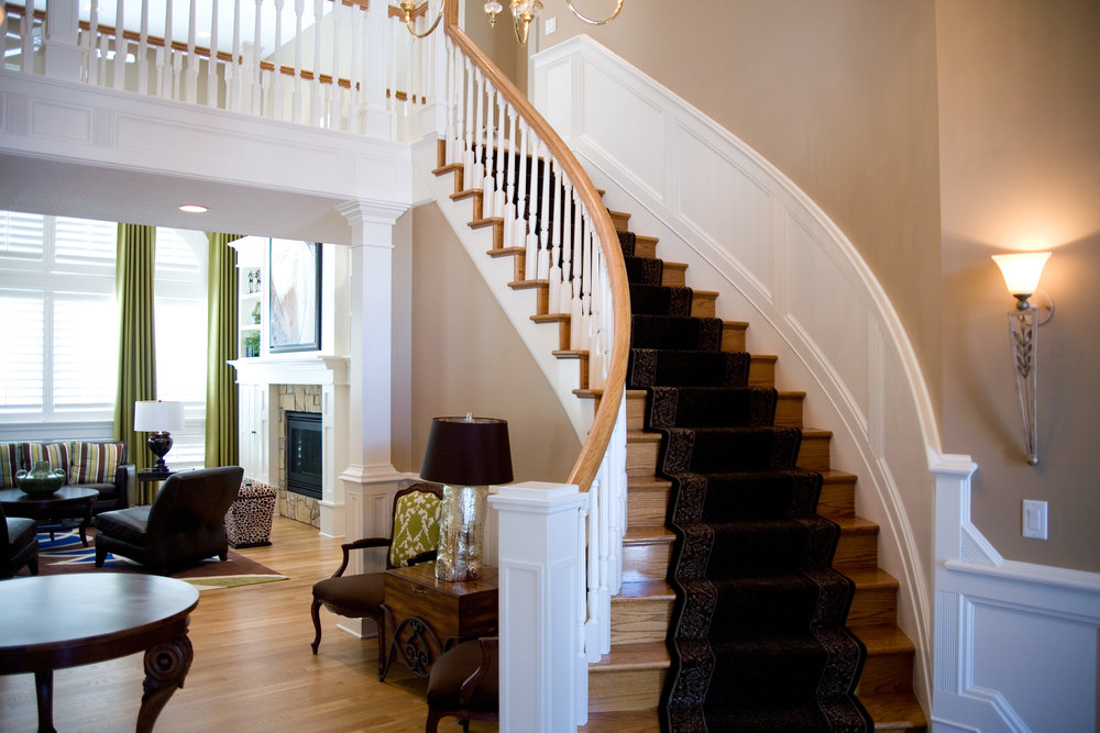 If You Are Considering A Home Remodeling Project That Needs A Stunning  Foyer Or Staircase, Contact Us To Learn More About Our Design Approach And  How We ...