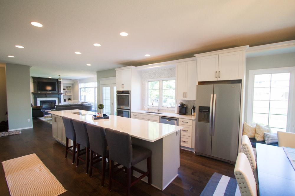 Westwood Kitchen Remodel