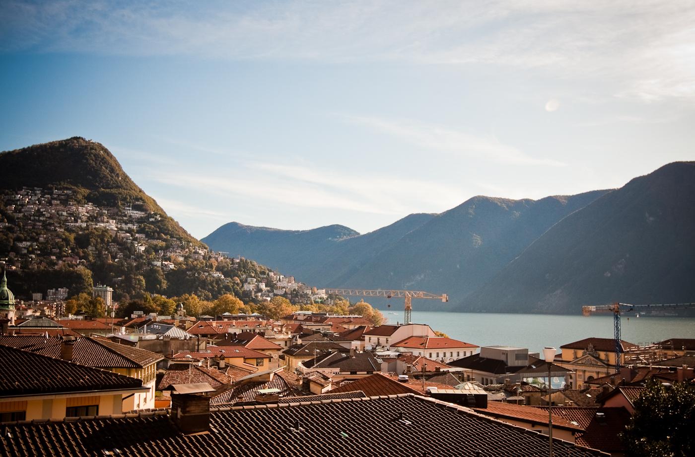 Autumnly Lugano