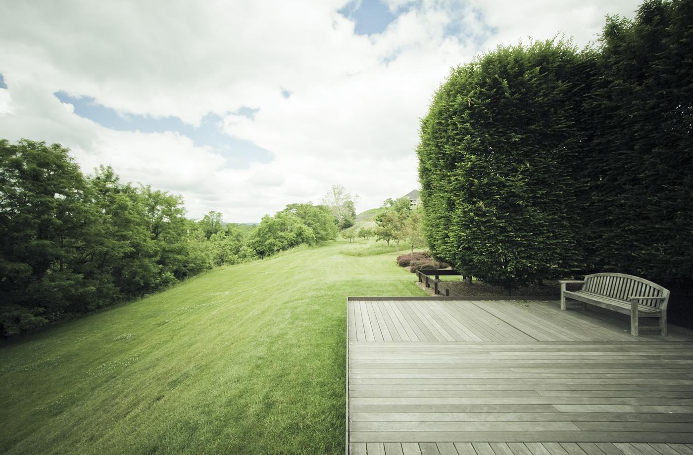 Dia:Beacon, Garden