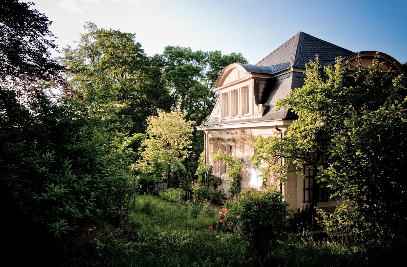 Reverend's Garden