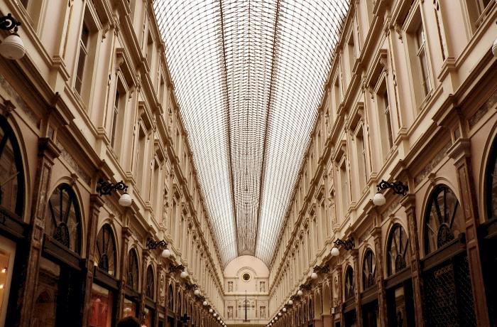 Galerie Commerçante