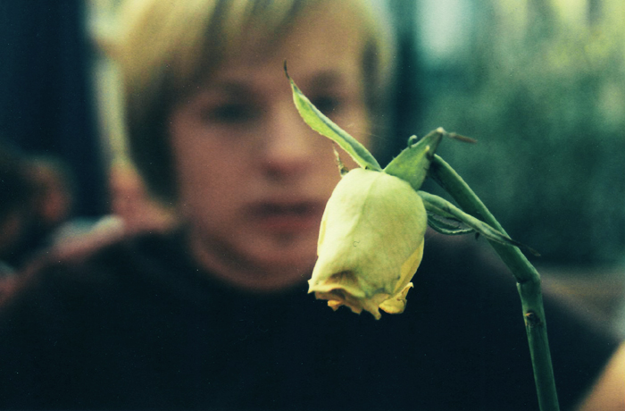Jens, withered rose