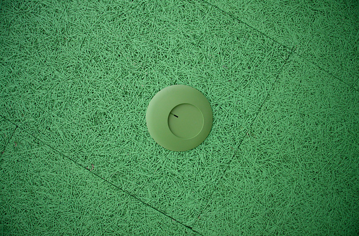 Green Ceiling