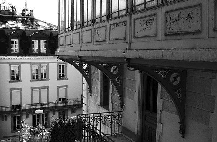 Montreux, Detail.
