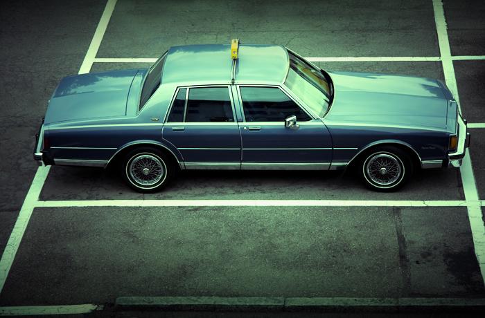 Caprice Classic (Taxi)