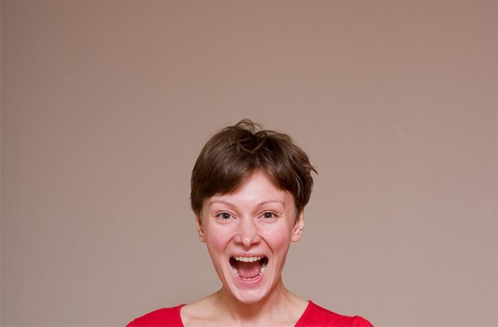 Olga is Excited!