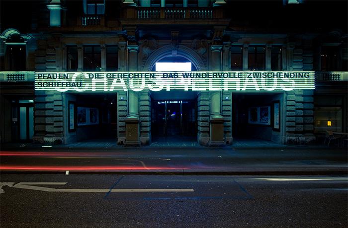 Zurich, Theatre