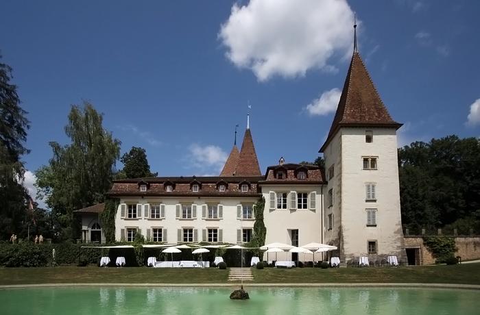 Castle Münchenwiler