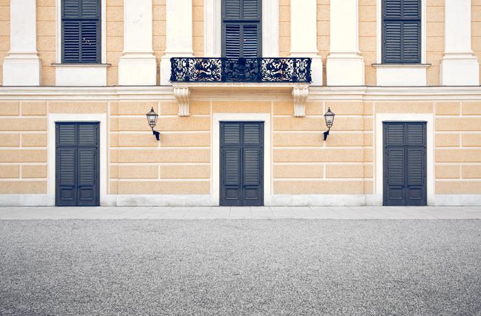 Austrian Castle Doors