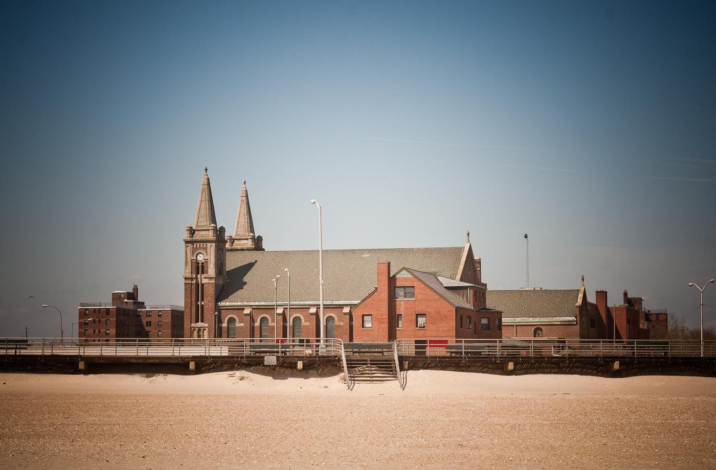 Sand Church