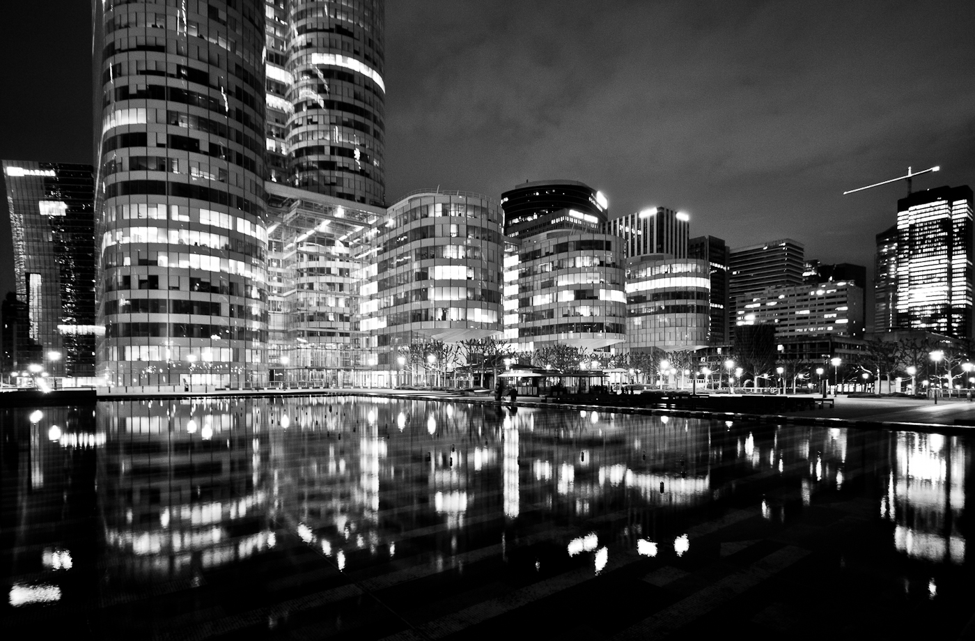 La Defense Noir