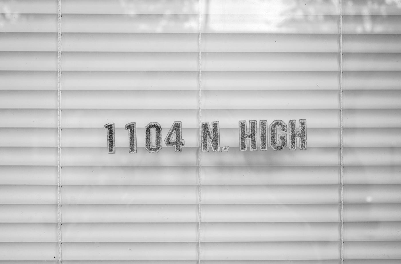 1104 N High
