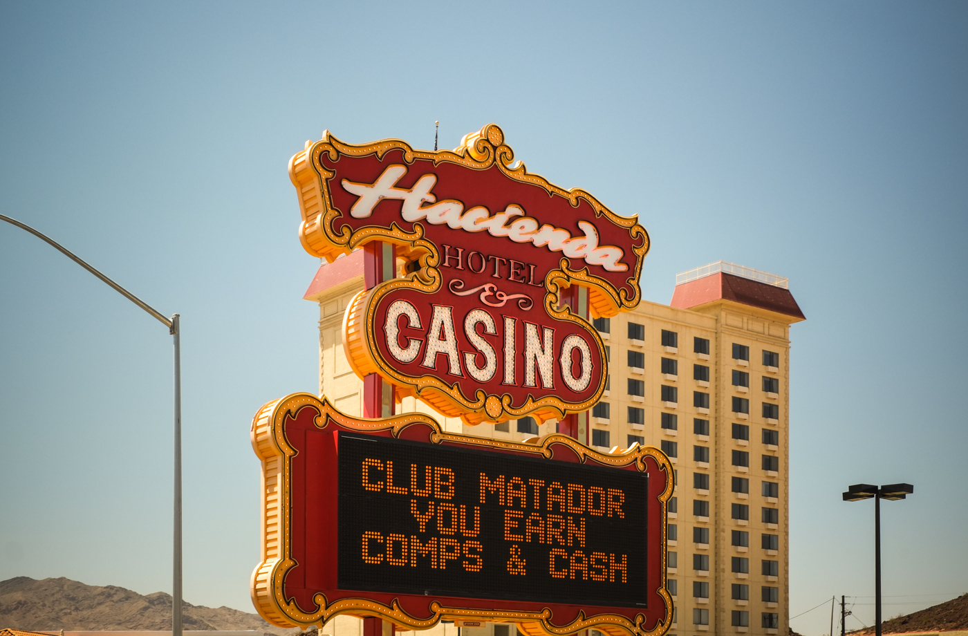 Hacienda Hotel and Casino