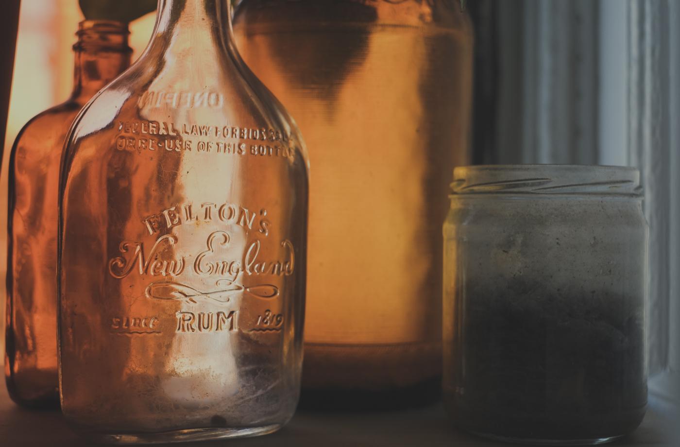Felton's New England Rum